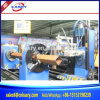 8 Axis Hollow Tube CNC Plasma Cutting Machine with Cutting Beveling