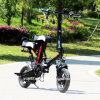 Tkesf-002 Hot Sale Folding Two Wheel Mini Electric Scooter for Lady