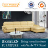 Latest Designs Living Room Furniture Italian Leather Sofa (2175)