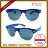 F7822 PC & Metal Mixed Hot New Sunglass for Free Samples