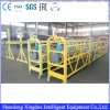 Steel Lift Hanging Gondola Construction Cleaning Cradle