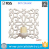 Classical Beauty Wall Decoration Candle Holder Ceramic Home Decor