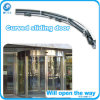 Complete Set Automatic Curved Sliding Door