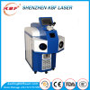 200W YAG Jewelry Laser Spot Welding Machine for Gold Silver
