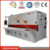 CNC Hydraulic Metal Sheets Automatic Guillotine Shearing Machine, Used Metallic Processing Machine