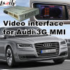 Car Video Interface for Audi 3G Mmi 2010-2016 A4 A5 A6 A7 A8 Q3 Q5 Q7, Android Navigation Rear and 360 Panorama Optional