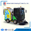 Kudat Brand Diesel Powered Street Sweeper