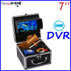 Underwater Surveillance Camera DVR Video Recording 2.6mm Diameter Cable 7A3