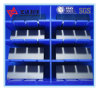 Zhuzhou Cemented Brazed Carbide Tips for Cutting Tools