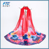 Wholesale Lady Silk Long Fashion Scarf