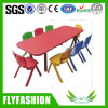 Durable Plastic Material Kindgarten Furniture (KF-14)