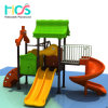 2018 Small Cheap Outdoor Playground Equipment with Swing for Kindergarden (HS170815-30A)