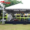 Customized Music Concert Stage Roof Aluminum Lighting Truss