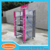 Retail Store 3 Sides Multifunctional Metal Display Rack