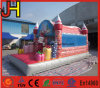 Christmas Inflatable Bouncing House, Santa Inflatable Jumper, Inflatable Santa Bounce House