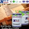 Huaxuan PU Yellowing Resistant Standard Glossy White Top Coat Wooden Furniture Paint