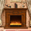 Modern Furniture MDF Heater Electric Fireplace with Ce Approved (342)