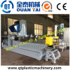 Water Ring Plastic Granulation Line / Plastic Recycling Granulating Machine