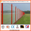 High Strength Powder Coating Welded Wire Mesh Garden Fence