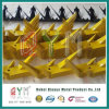 Galvanised Anti Climb Spikes Fence/Security Razor Wall Spike