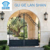 High Quality Crafted Wrought Iron Gate/Door 010