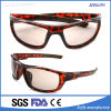 New Designer Tortoise Adult Polarized Full-Rim Plastic Ingection Sunglasses