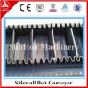 Factory Conveying Machine with Corrugated Wall in Chemical