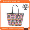 Design Certification Printing Fashion Polyester Indian Tote Bags (BDM153)