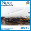 4 Compartments Fuel Tanker / Oil Transportation Semitrailer for Sale