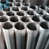 API Standard V Shaped Wedge Wire Screen /V Wire Warp Well Screen Pipe Type