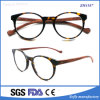 Good Quality OEM Acetate Optical Frames for Wooden Temples