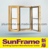Aluminium Graining Casement Window