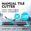 40inch Tile Rite 1000mm Manual Tile Cutter