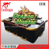 Casino Dragon Hunter Fishing Game Machine with Bill Acceptors