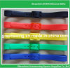 2016 The Most Popular and Best Selling Silicone Golf Belt