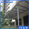 3mm 4mm Aluminum Composite Panel Used for Sunshade Shadow