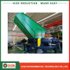 Two Shaft Tire Metal Wood Paper Plastic Recycling Shredder