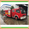 Small Control Fire Rescue Vehicle Fire Tender