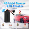 4G Lte GPS Tracker Waterproof Remote Control Sos Overspeed Alarm Free APP Vehicle Tracker GPS Locator