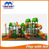 High Quality Large Plastic Playground Equipment in Community and School