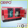 Foshan Red Canopy Soundproof Genset Silent Type Diesel Generator Set