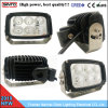 Hot Selling Rectangle 5.7inch CREE High Power LED Work Light for Tractor