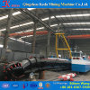 Full-Hydraulic Cutter Suction Sand Dredger