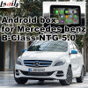 Android GPS Navigation System for Mercedes Benz B Class Ntg 5.0 Video Interface