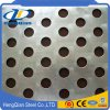 Hole Perforated Metal Mesh 2mm 201 430 304 Stainless Steel Sheet