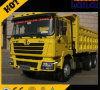 D′long Shacman F3000 6X4 Cummins Engine 385HP Dump Truck