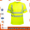 High Quality Visibility Reflective 100% Polyester Tshirt