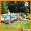 Customize Durable Square Bar Swimming Pool Fence Iron Fence Design