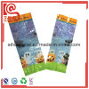 Back Seal Design Plastic Printing Bag with Gusset