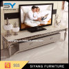 Home Furniture Glass TV Stand with Side Cabinets TV Cabinet